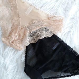 New! Designer Panty Bundle